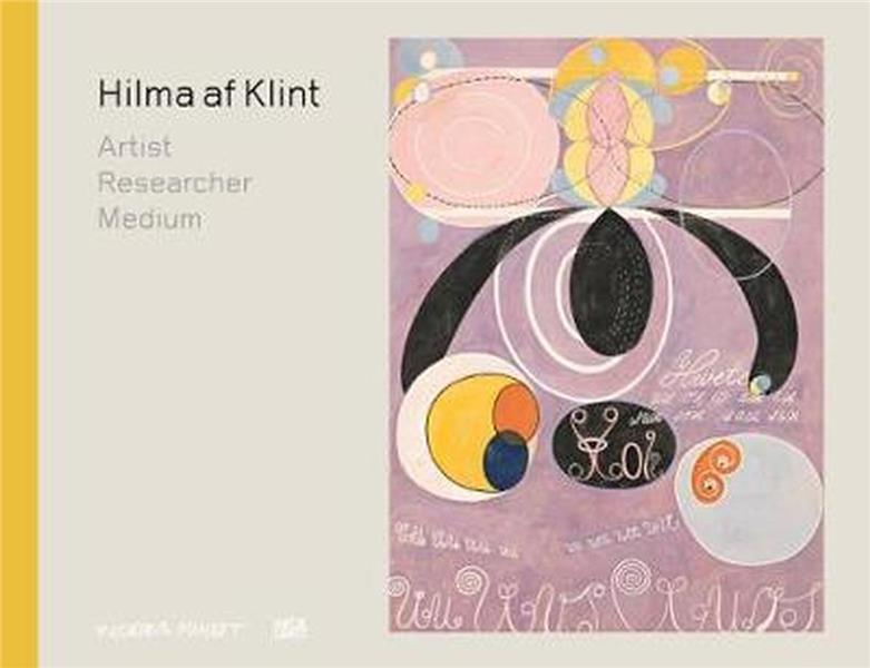 Hilma af klint artist researcher medium