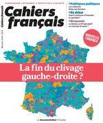 Vente Livre Numérique : Cahiers français : La fin du clivage gauche-droite ? - n°404  - La Documentation française
