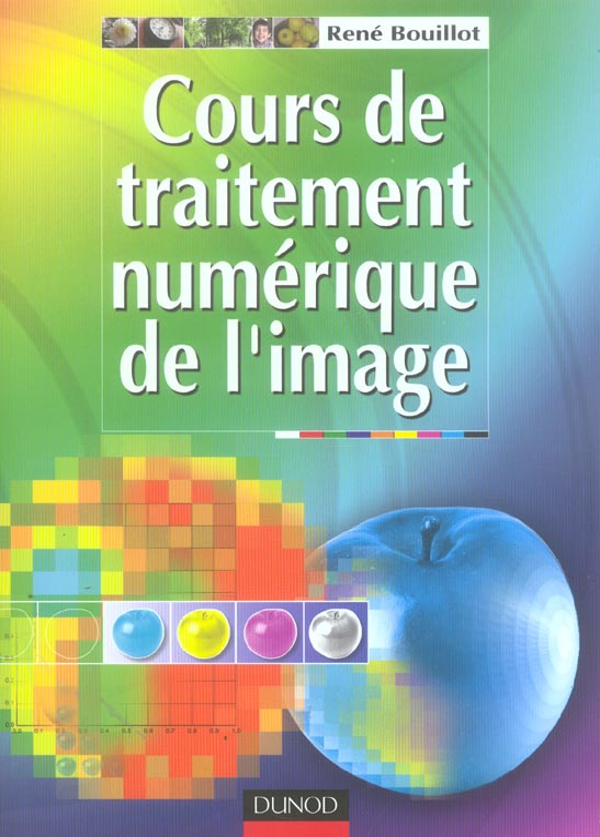 Cours De Traitement Numerique De L'Image