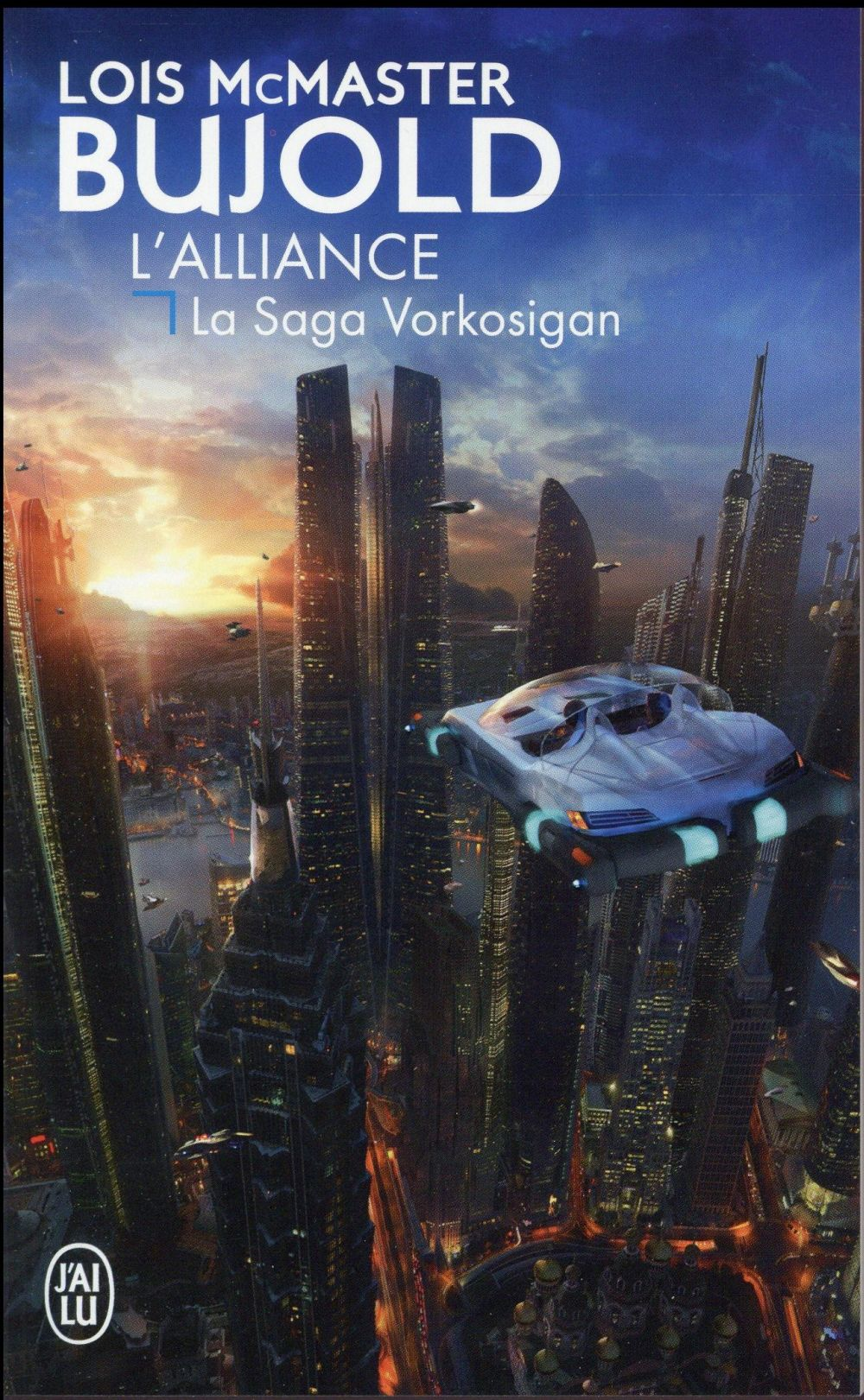 La saga Vorkosigan T.18 ; l'alliance