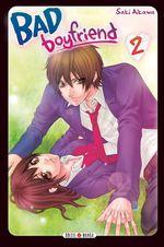 Vente Livre Numérique : Bad Boyfriend T02  - Saki Aikawa
