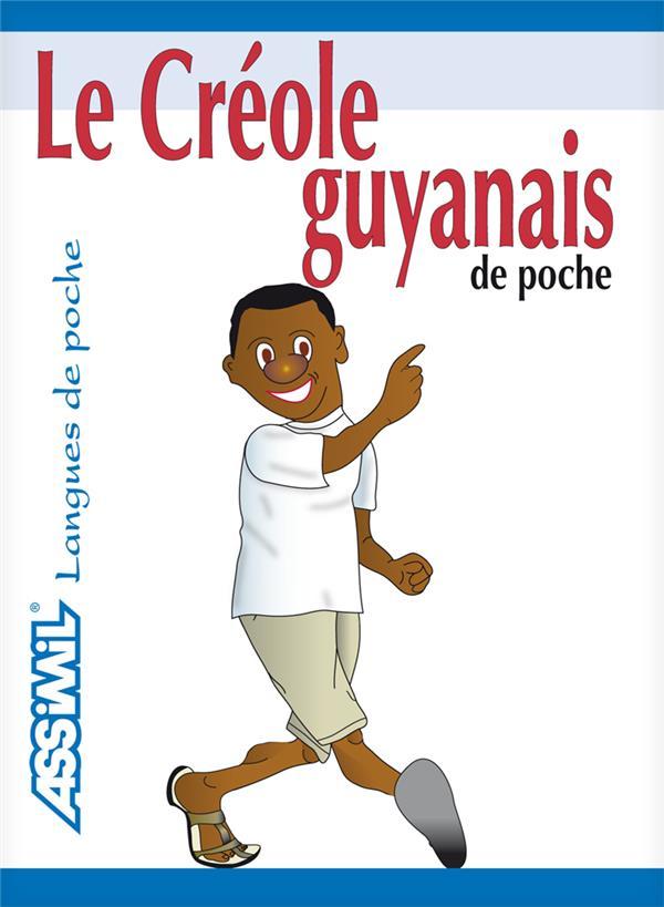 Le créole guyanais de poche