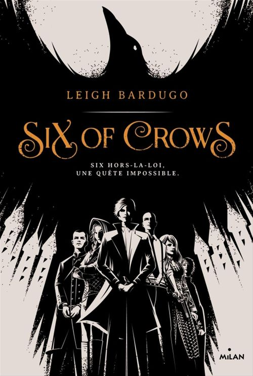 Six of crows T.1