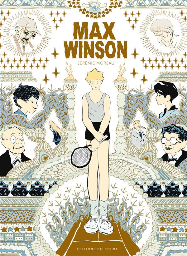 Max Winson ; intégrale