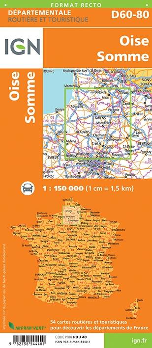 D721342 ; Oise, Somme