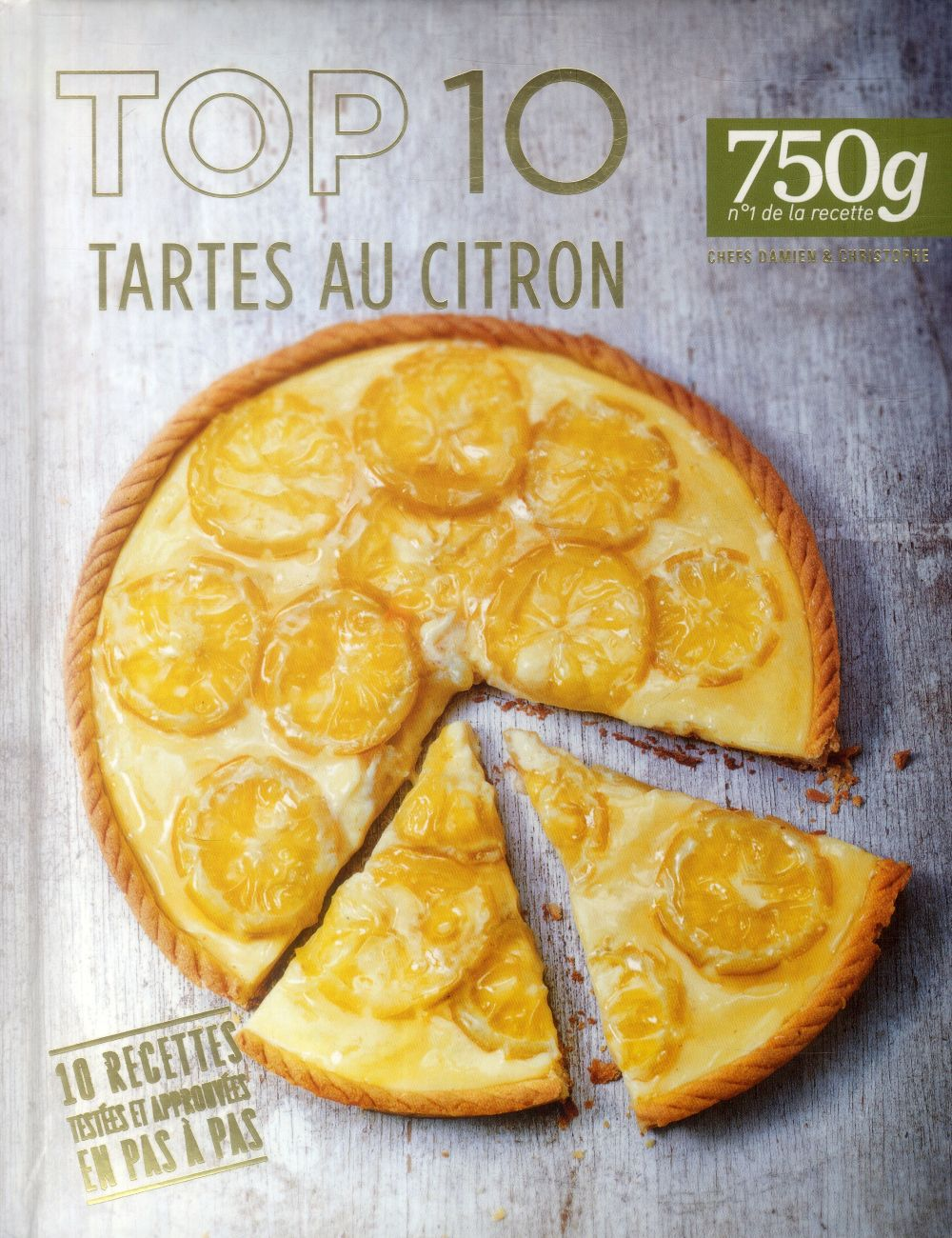 Top 10 of tarte au citron