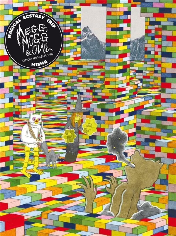 Megg, Mogg & Owl T.2 ; magical ecstasy trip