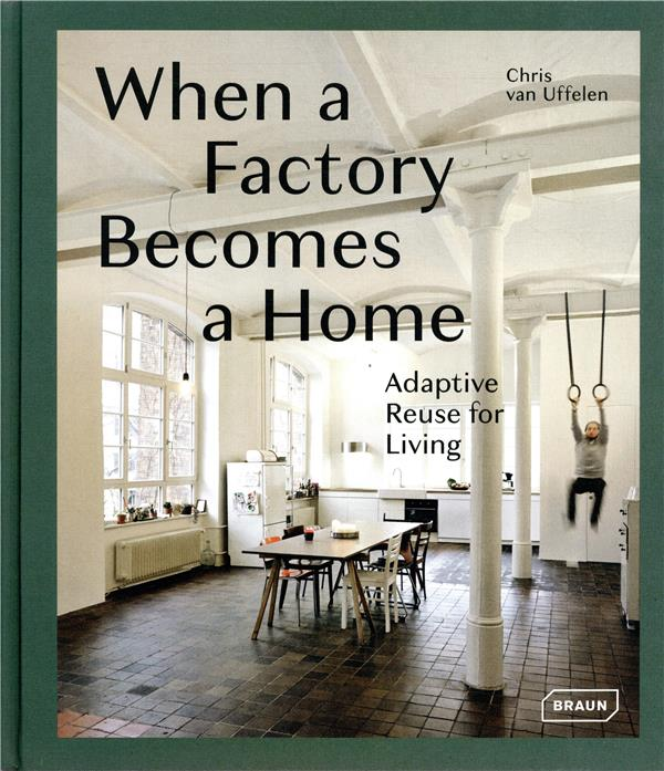 When a factory becomes a home - adaptive reuse for living
