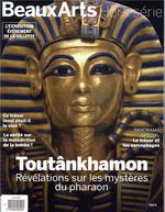 Toutânkhamon, révélations sur les mystères du pharaon ; à la Vilette