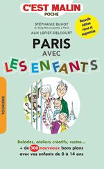 Vente Livre Numérique : Paris avec les enfants, c'est malin  - Stéphanie Buhot - Alix Lefief-Delcourt