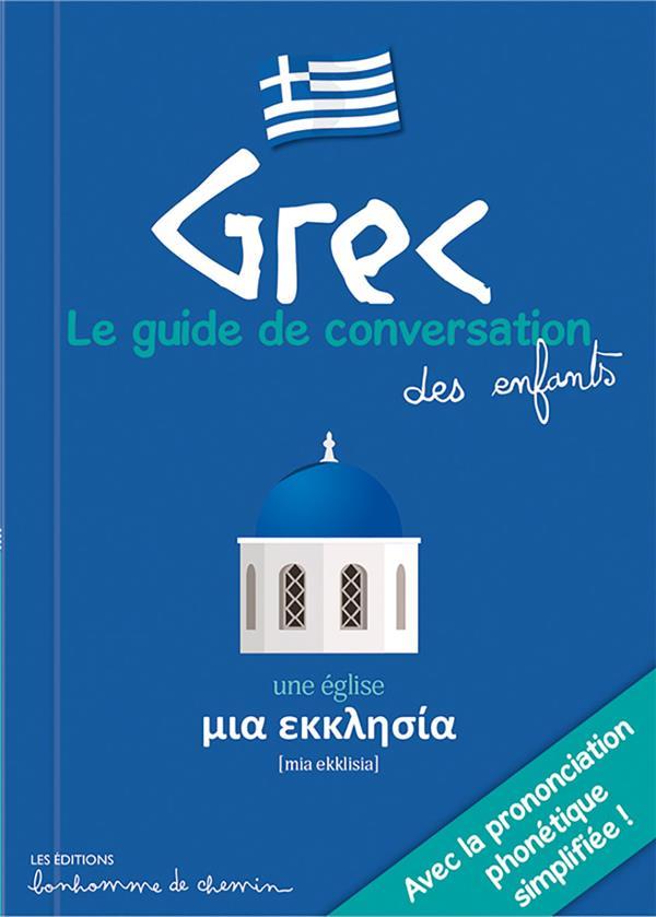 Grec guide de conversation des enfants