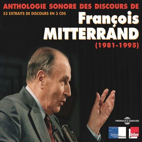 Vente AudioBook : Anthologie sonore des discours de François Mitterrand (1981-1995)  - François MITTERRAND