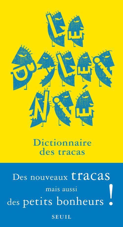 Le baleinié t.4 ; dictionnaire des tracas
