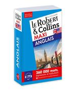 LE ROBERT & COLLINS ; MAXI ; anglais (édition 2019)