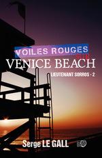 Voiles rouges sur Venice Beach