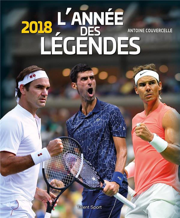 L'année des légendes (édition 2018)