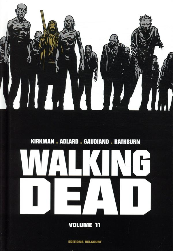 Walking dead ; INTEGRALE VOL.11 ; T.21 ET T.22