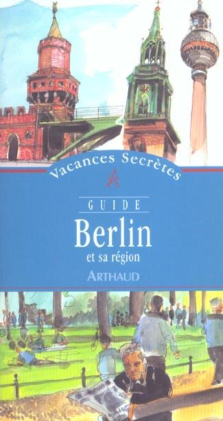 Berlin et sa region