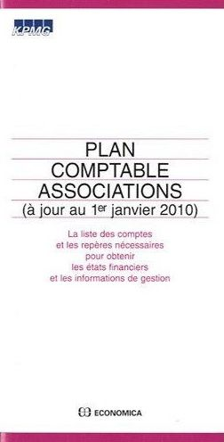 Plan Comptable Associations  2010