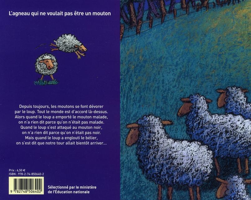 L'agneau qui ne voulait pas être un mouton