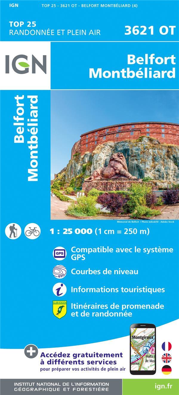 3621OT ; Belfort, Montbéliard