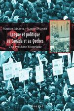 Vente Livre Numérique : Langue et politique au Canada et au Québec  - Marcel Martel - Martin Pâquet