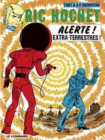 Ric Hochet - tome 22 - Alerte ! Extra-terrestres !  - Duchâteau - A.P. Duchâteau