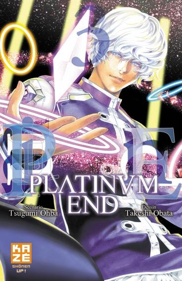 PLATINUM END T03 Obata Takeshi