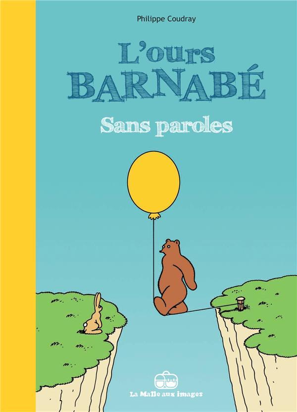 L'ours Barnabé Hors-Série ; sans paroles