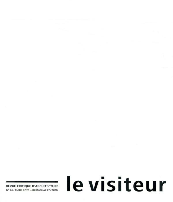 Revue le visiteur n.26