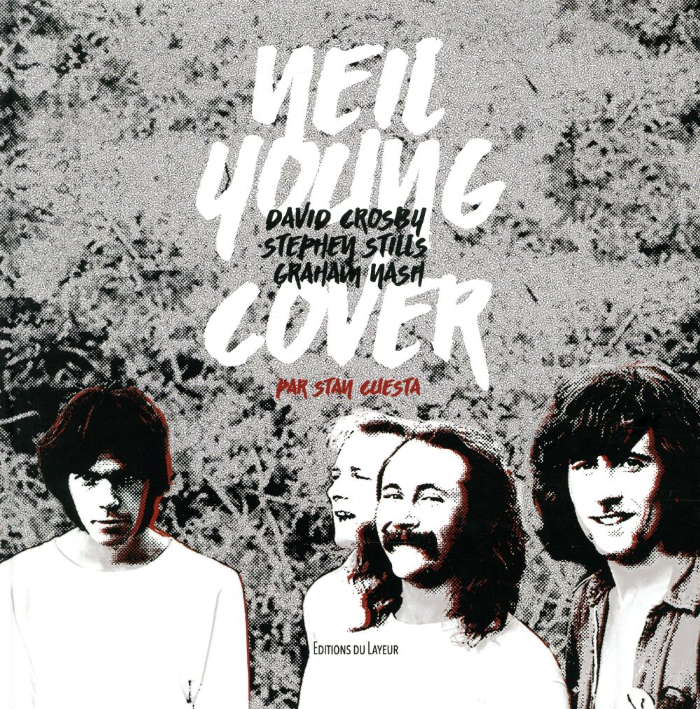 Crosby, Stills, Nash and young cover