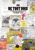 Couverture de De tout bois ; revue de lutte contre le center parcs de roybon n.13