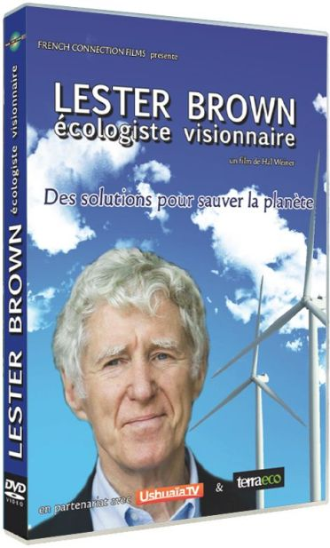 Lester Brown écologiste visionnaire