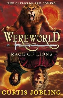 Wereworld: rage of lions (book 2)