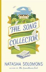 Vente EBooks : The Song Collector  - Natasha Solomons