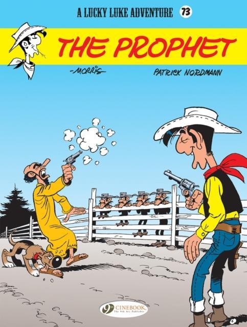 Lucky Luke T.17 ; the prophet