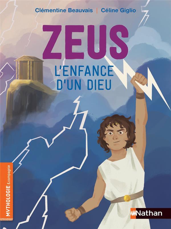 Zeus, l'enfance d'un dieu