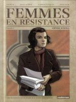 Couverture de Femmes en résistance t.2 ; Sophie Scholl