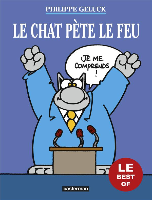 Le Chat ; best of t.6 ; le chat pète le feu