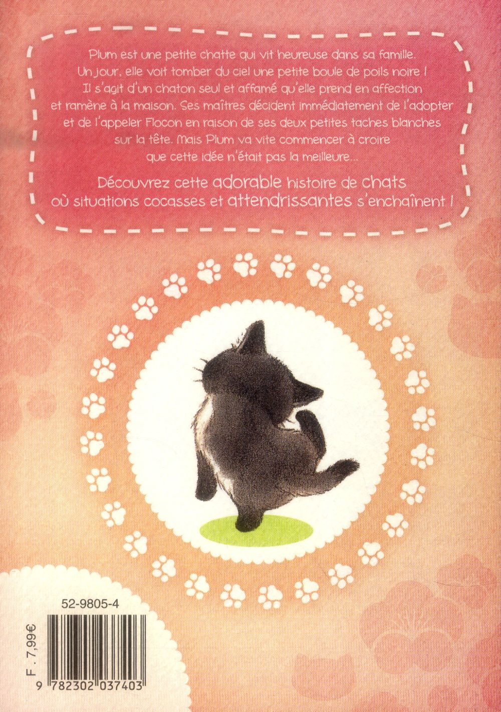 Plum, un amour de chat T.1