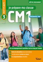 Vente Livre Numérique : Je prépare ma classe - CM1 - Cycle 3  - Sylvie Considère - Agnès Dumont - Nathalie HEUSCHLING - Philippe Bouquillon - Anne BERTILLE