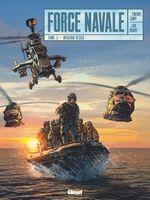 Vente EBooks : Force navale T.2 ; mission Resco  - Luc Brahy