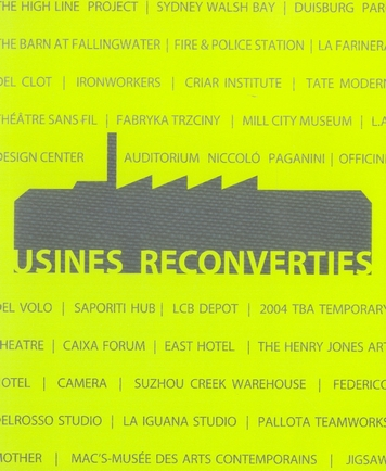 Usines reconverties