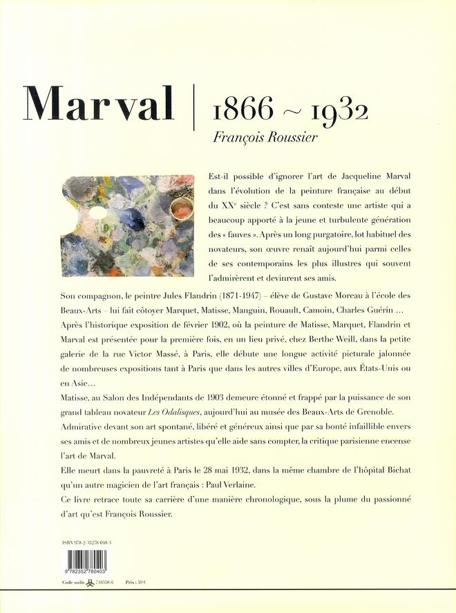 Jacqueline Marval (1866/1932)