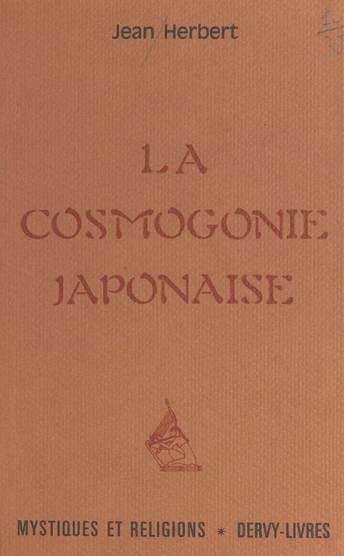 La cosmogonie japonaise