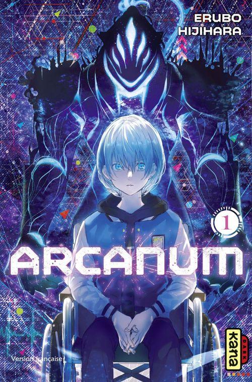 Arcanum T.1