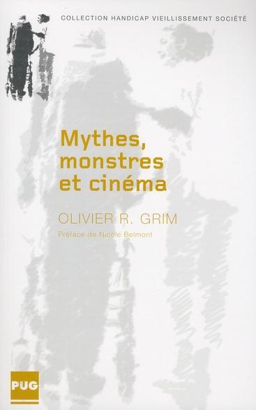 Mythes, monstres et cinéma