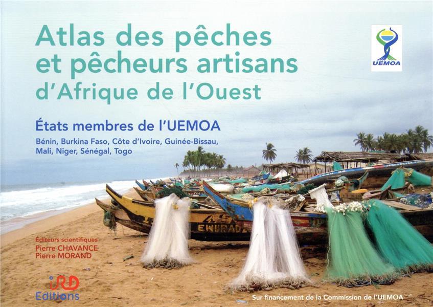 Atlas des pêches et pêcheurs artisans d'Afrique de l'Ouest