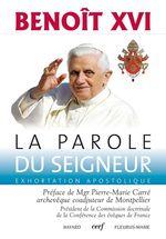 Vente Livre Numérique : La Parole du Seigneur  - Benoît XVI