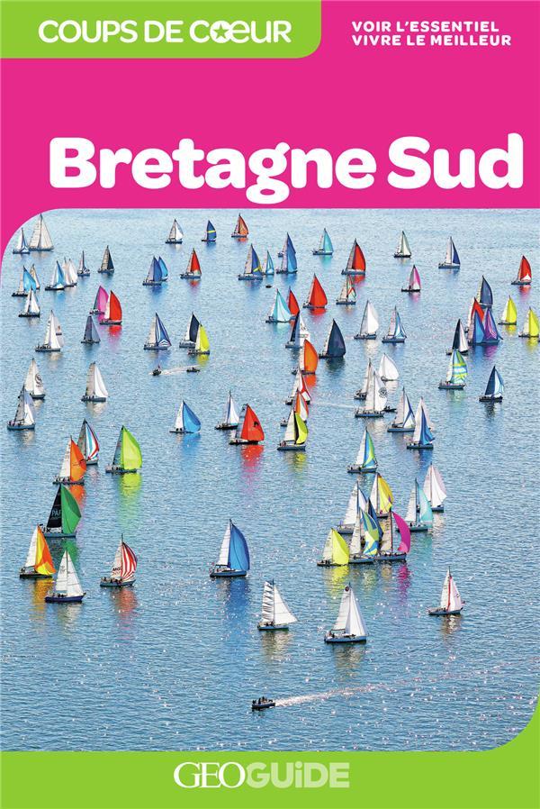 GEOguide coups de coeur ; Bretagne Sud (édition 2020)
